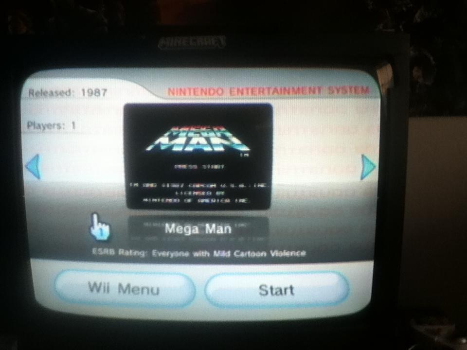 Mega Man 576,500 points