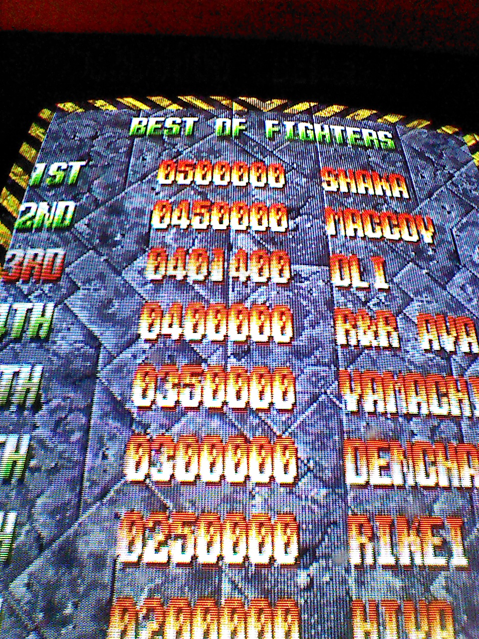 blagger: Fire Barrel (Arcade Emulated / M.A.M.E.) 401,400 points on 2014-07-09 13:29:21