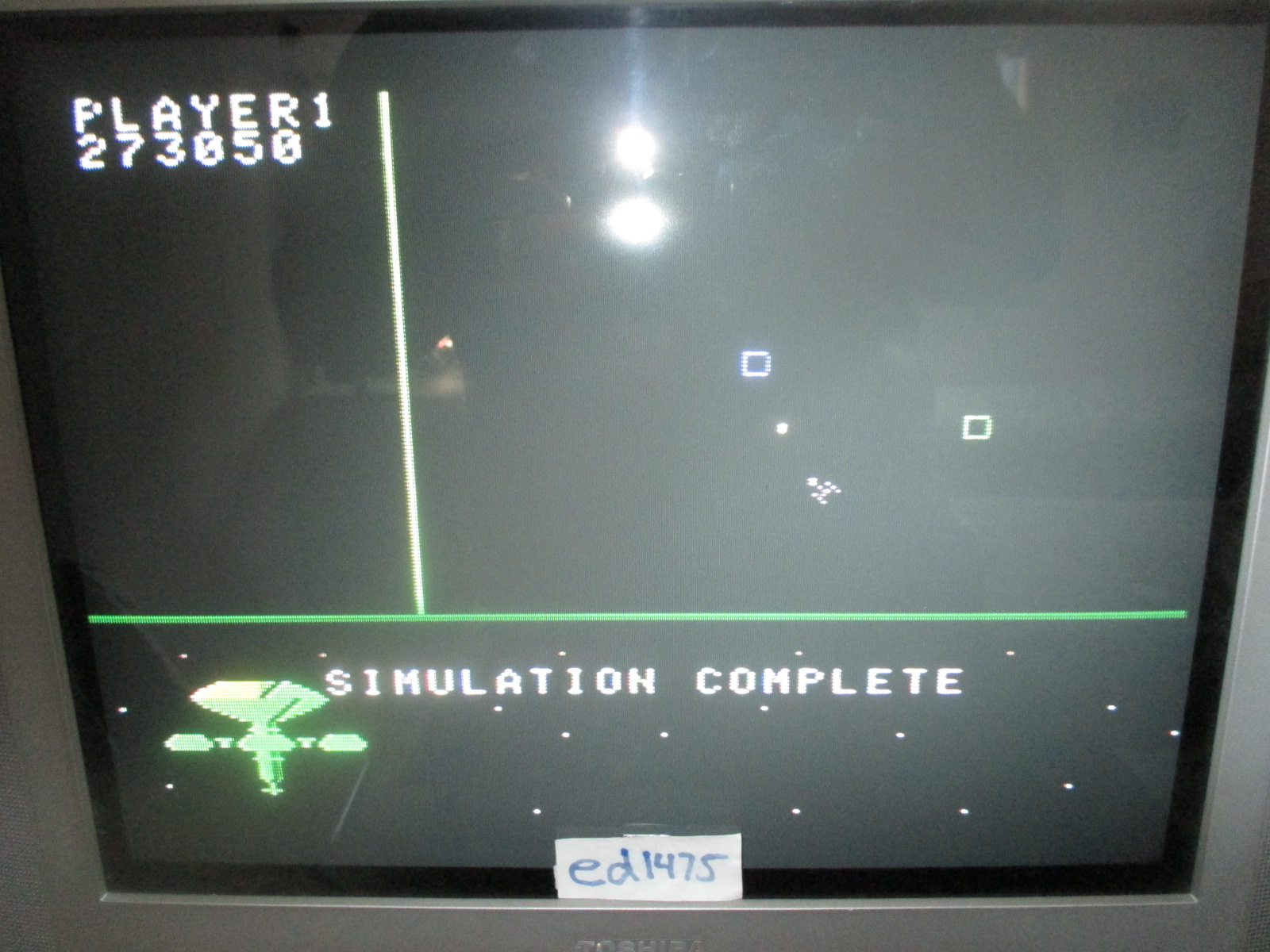 ed1475: Star Trek: Strategic Operations Simulator: Skill 1 (Colecovision) 273,050 points on 2014-07-09 20:34:31