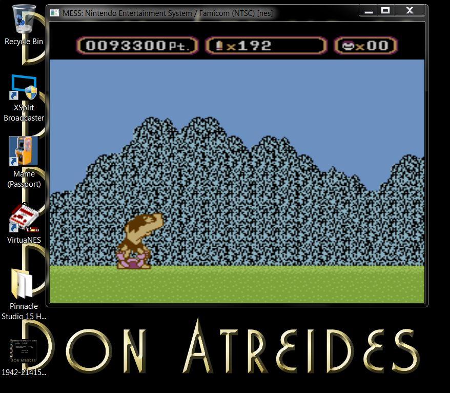 DonAtreides: Amagon (NES/Famicom Emulated) 93,300 points on 2014-07-10 18:28:29