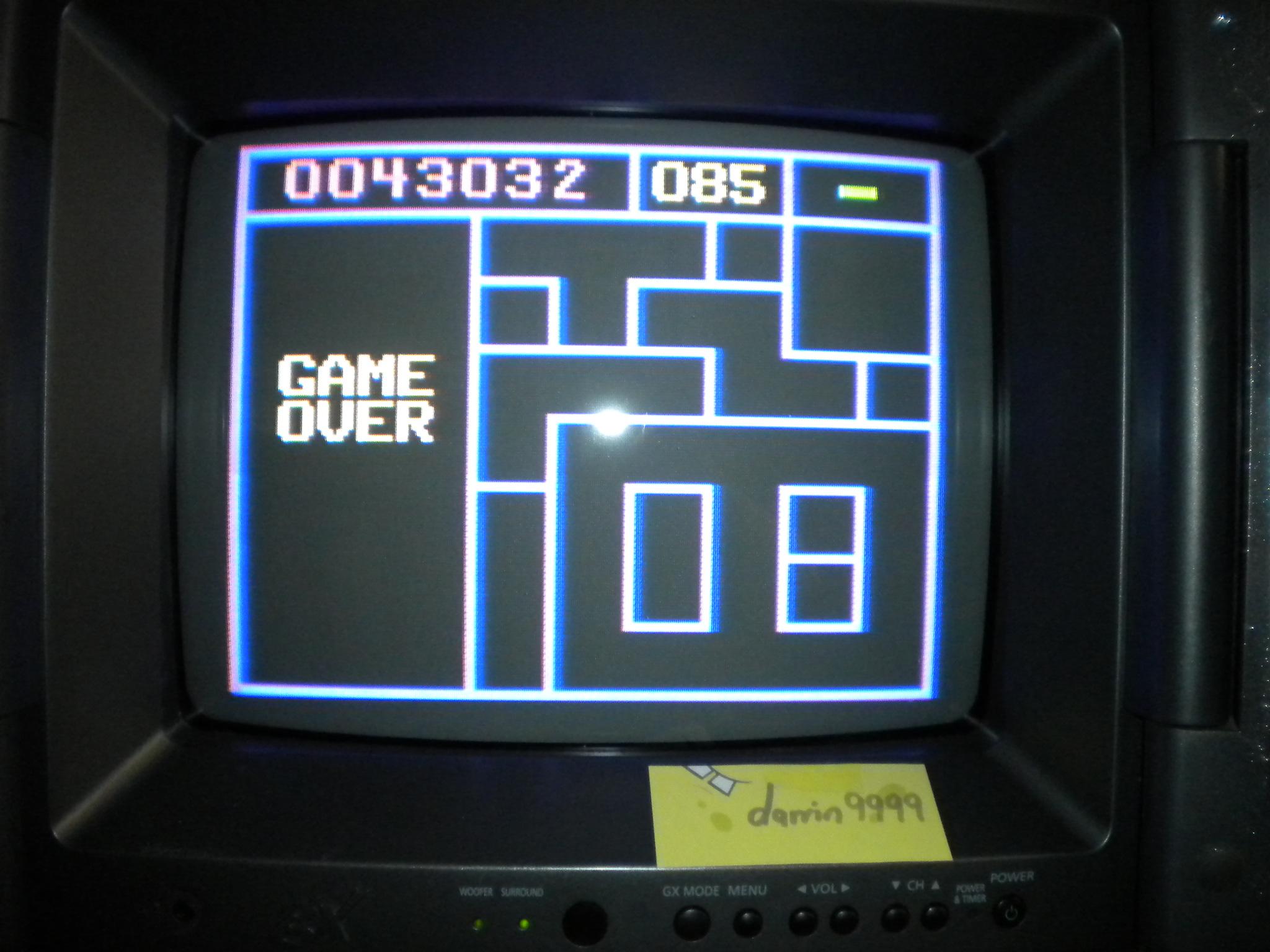 Puzzle Piece Panic! 43,032 points