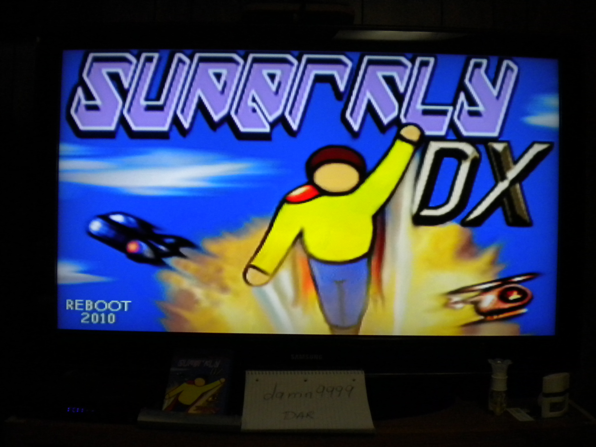 SuperFly DX 1,385 points