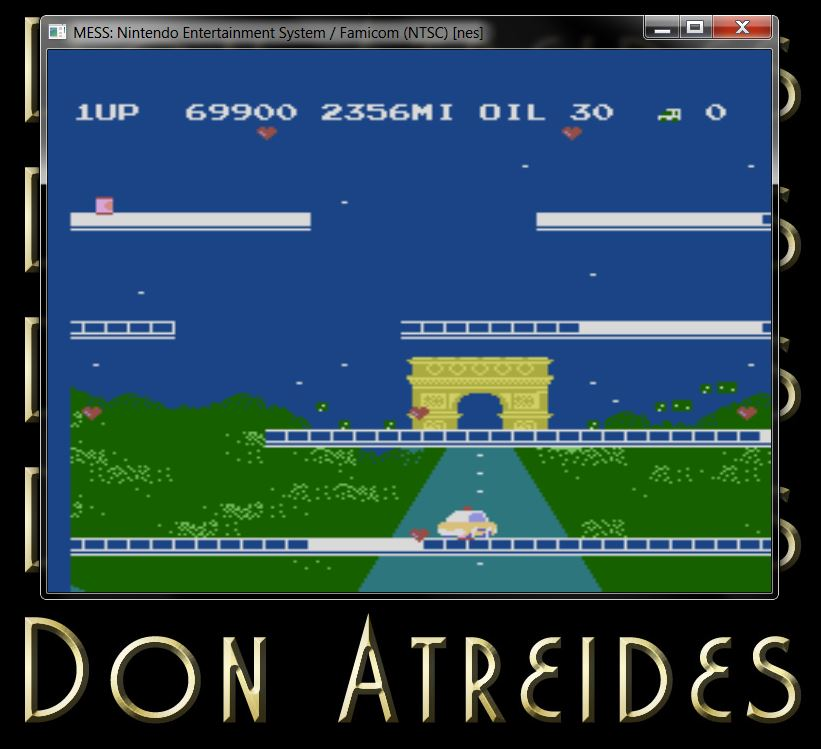 DonAtreides: City Connection (NES/Famicom Emulated) 69,900 points on 2014-07-12 15:42:58
