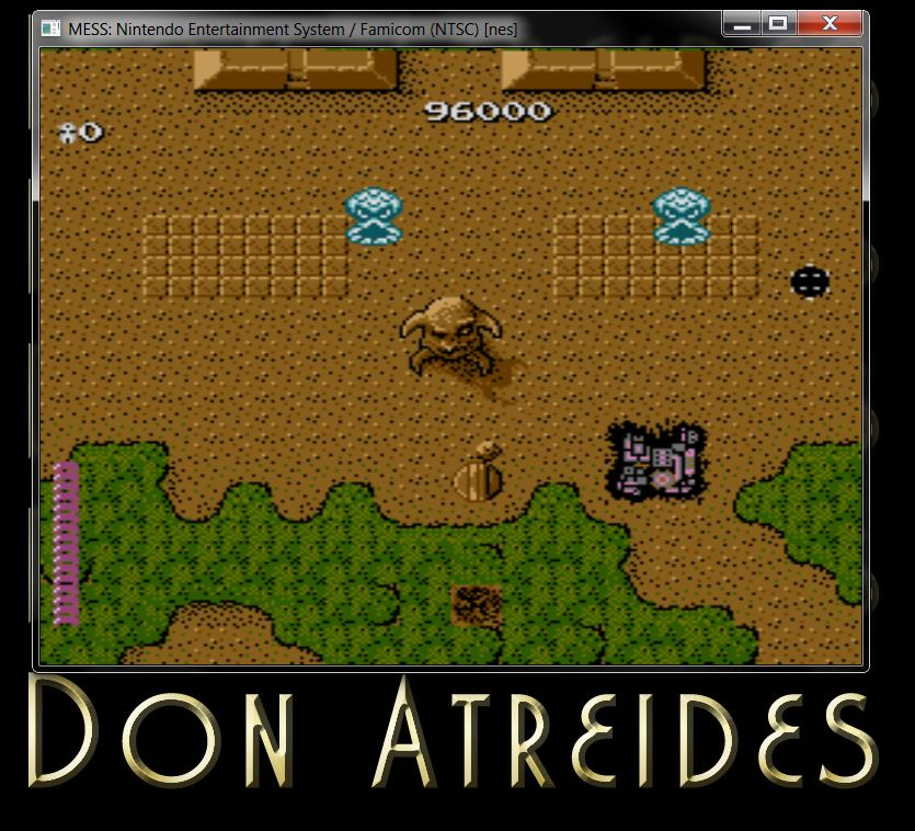 DonAtreides: Starship Hector [Normal] (NES/Famicom Emulated) 96,000 points on 2014-07-12 19:03:14