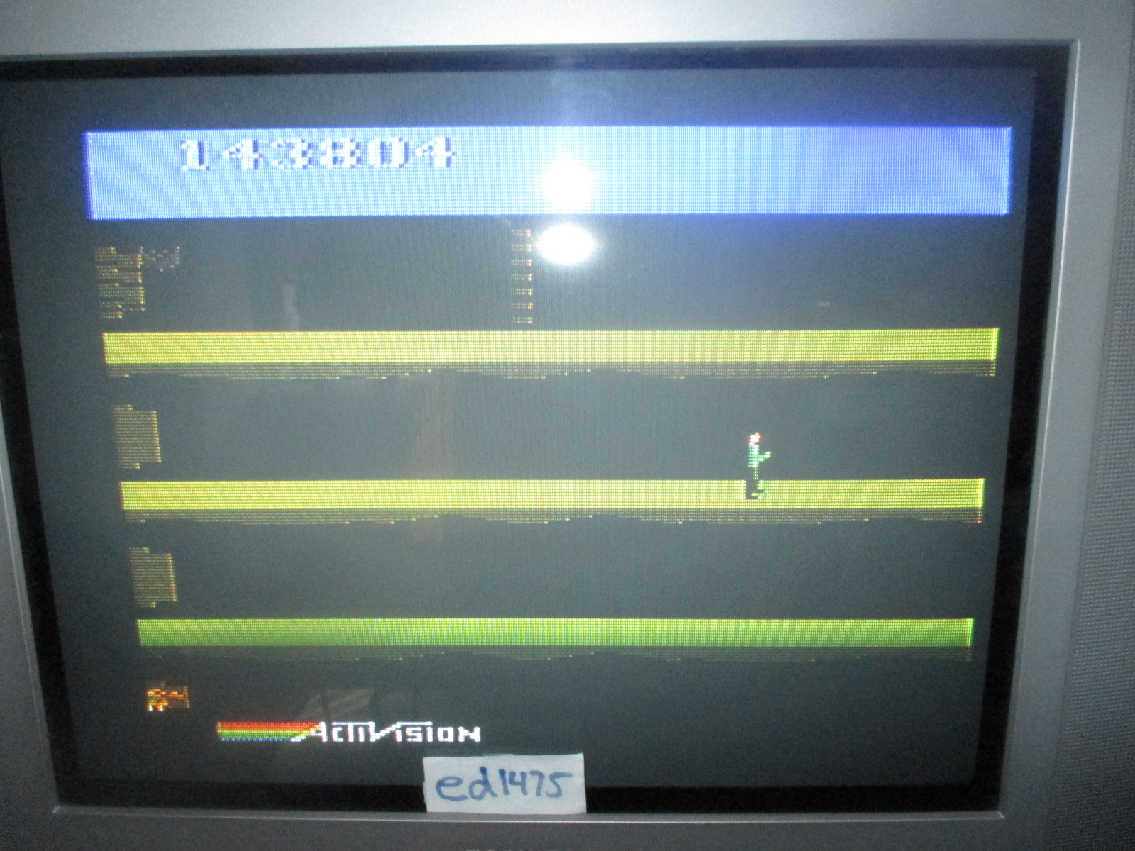 ed1475: Pitfall II: Lost Caverns (Atari 2600) 143,804 points on 2014-07-13 21:14:18