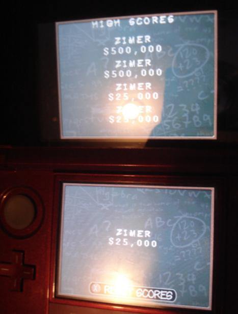 Zimer: Are You Smarter Than a 5th Grader? [PAL] (Nintendo DS) 500,000 points on 2014-07-14 23:54:54