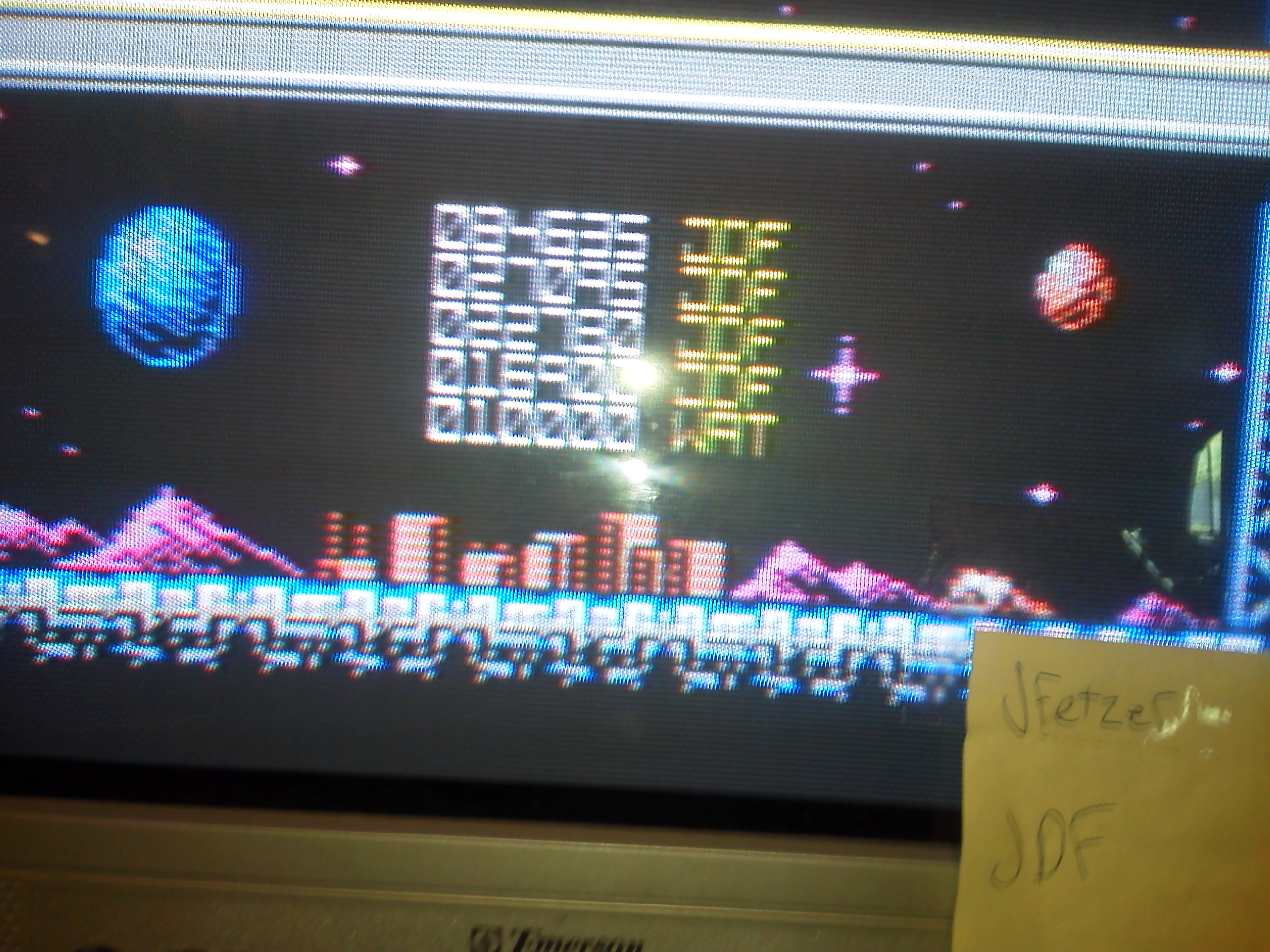 jfetzer: Rocket Smash (Commodore 64) 84,635 points on 2014-07-15 17:35:13
