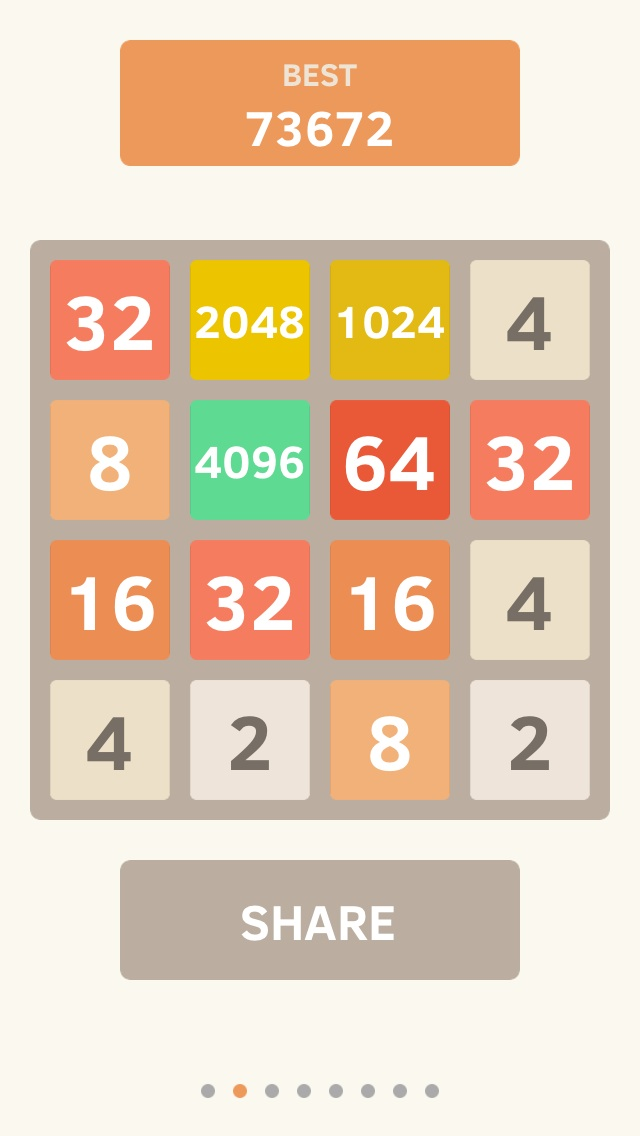 2048 73,672 points