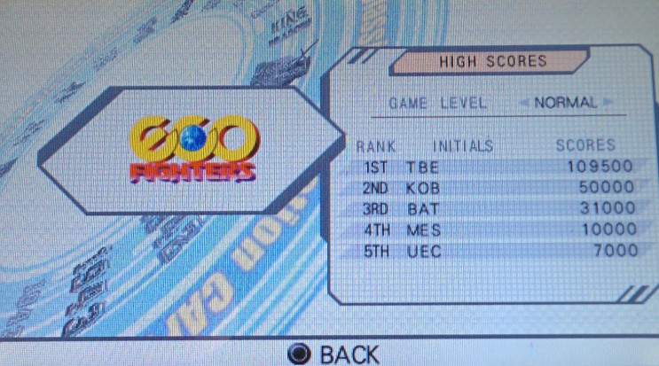 Sixx: Capcom Classics Collection Reloaded: Eco Fighters (PSP) 109,500 points on 2014-07-19 12:07:04