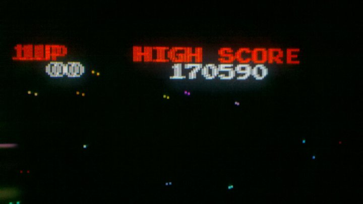 Schaefnutz: Galaga (Arcade) 170,590 points on 2013-09-03 11:05:12