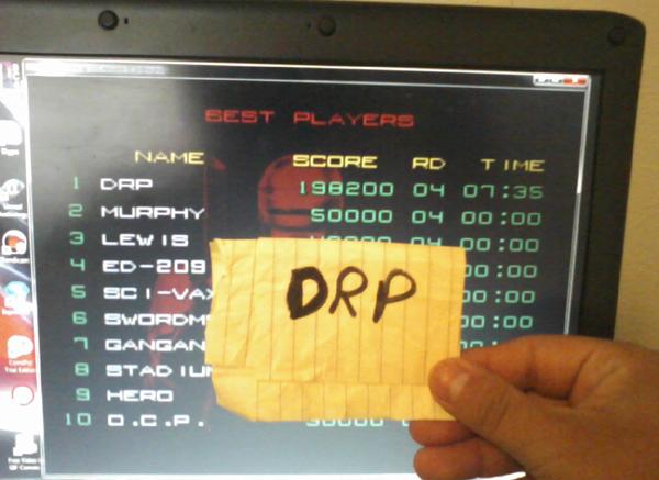 RoboCop [robocop] 198,200 points