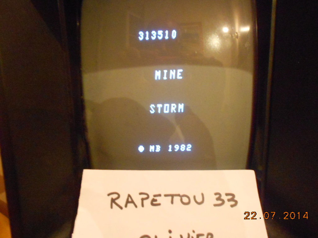 rapetou33: Mine Storm: European version (Vectrex) 313,510 points on 2014-07-22 11:42:48