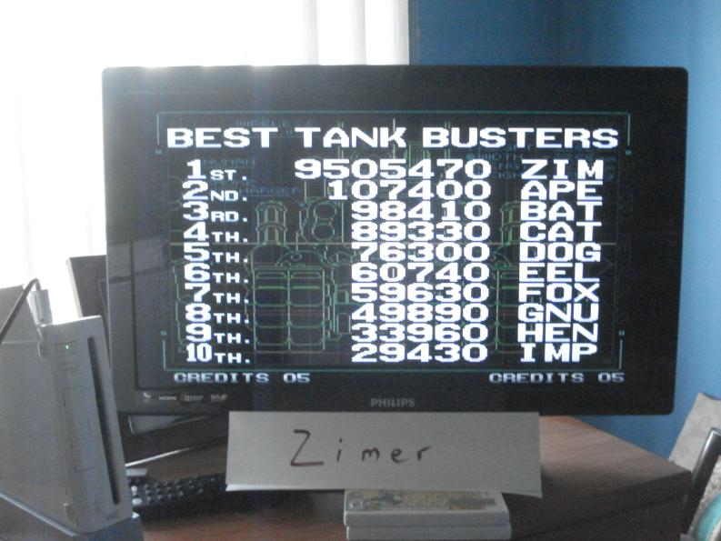 Zimer: Metal Slug 4 [Any Settings/Any Tactics] (Wii Virtual Console: Neo Geo) 9,505,470 points on 2014-07-22 12:44:10