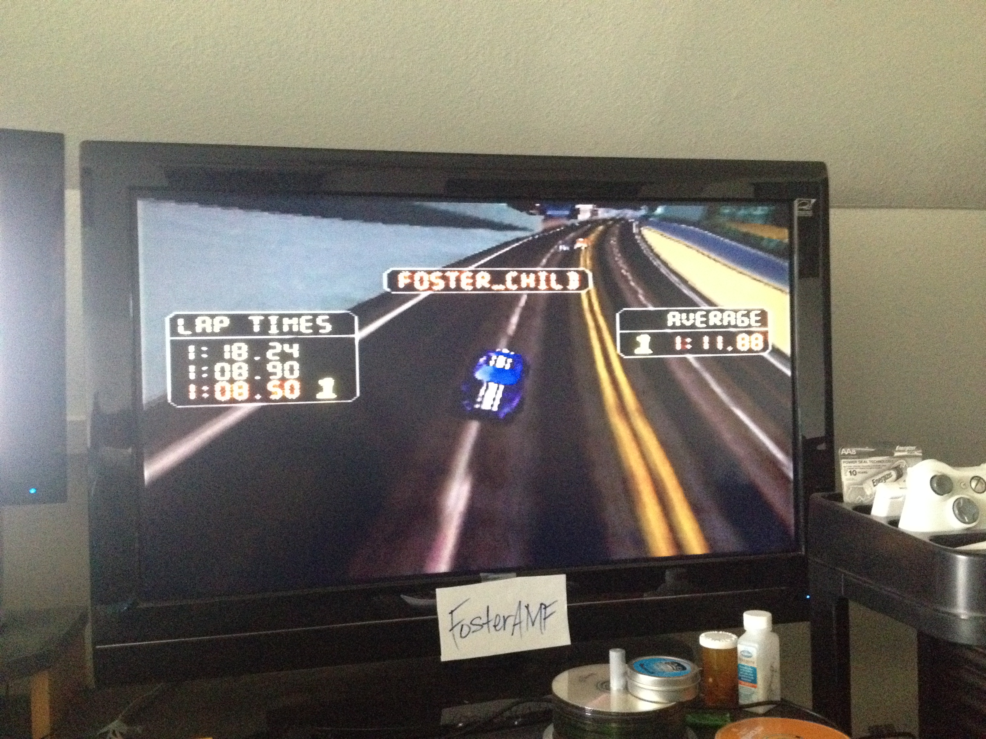 FosterAMF: San Francisco Rush: Extreme Racing [Track 1] (N64) 0:03:35.66 points on 2014-07-24 16:40:58
