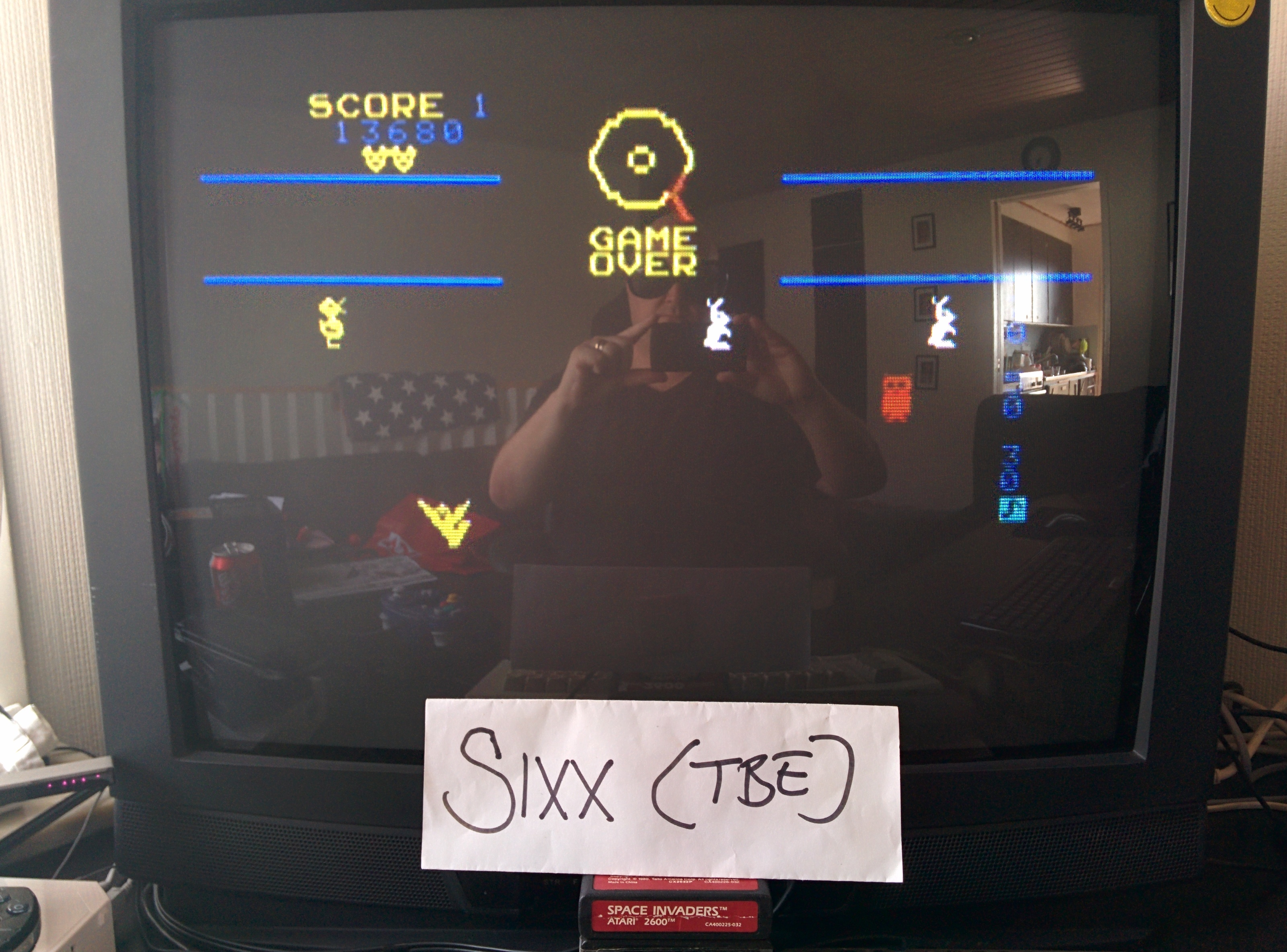 Sixx: Carnival (Colecovision Emulated) 13,680 points on 2014-07-26 09:26:03