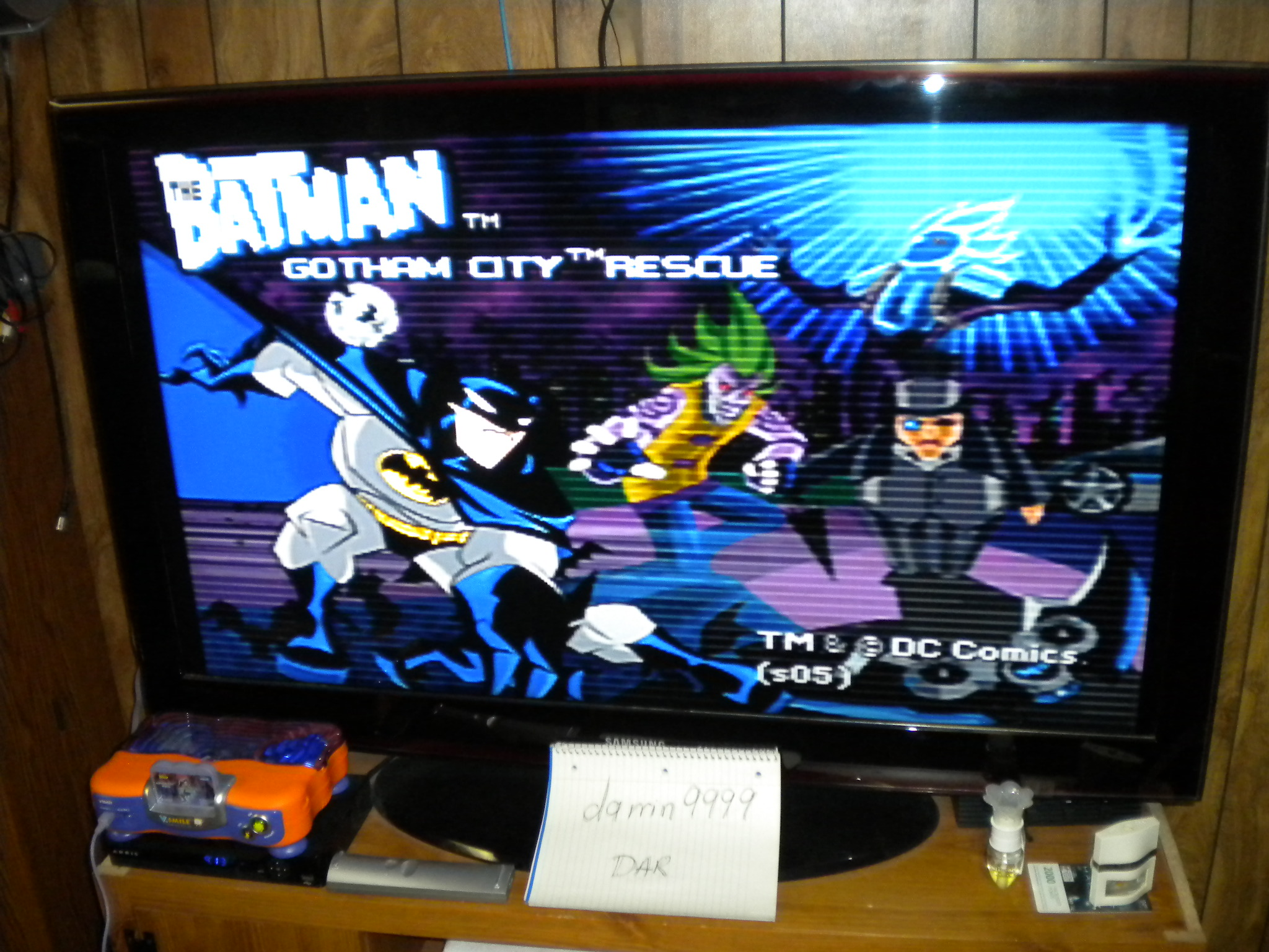 Batman: Gotham City Rescue [Easy] 451 points