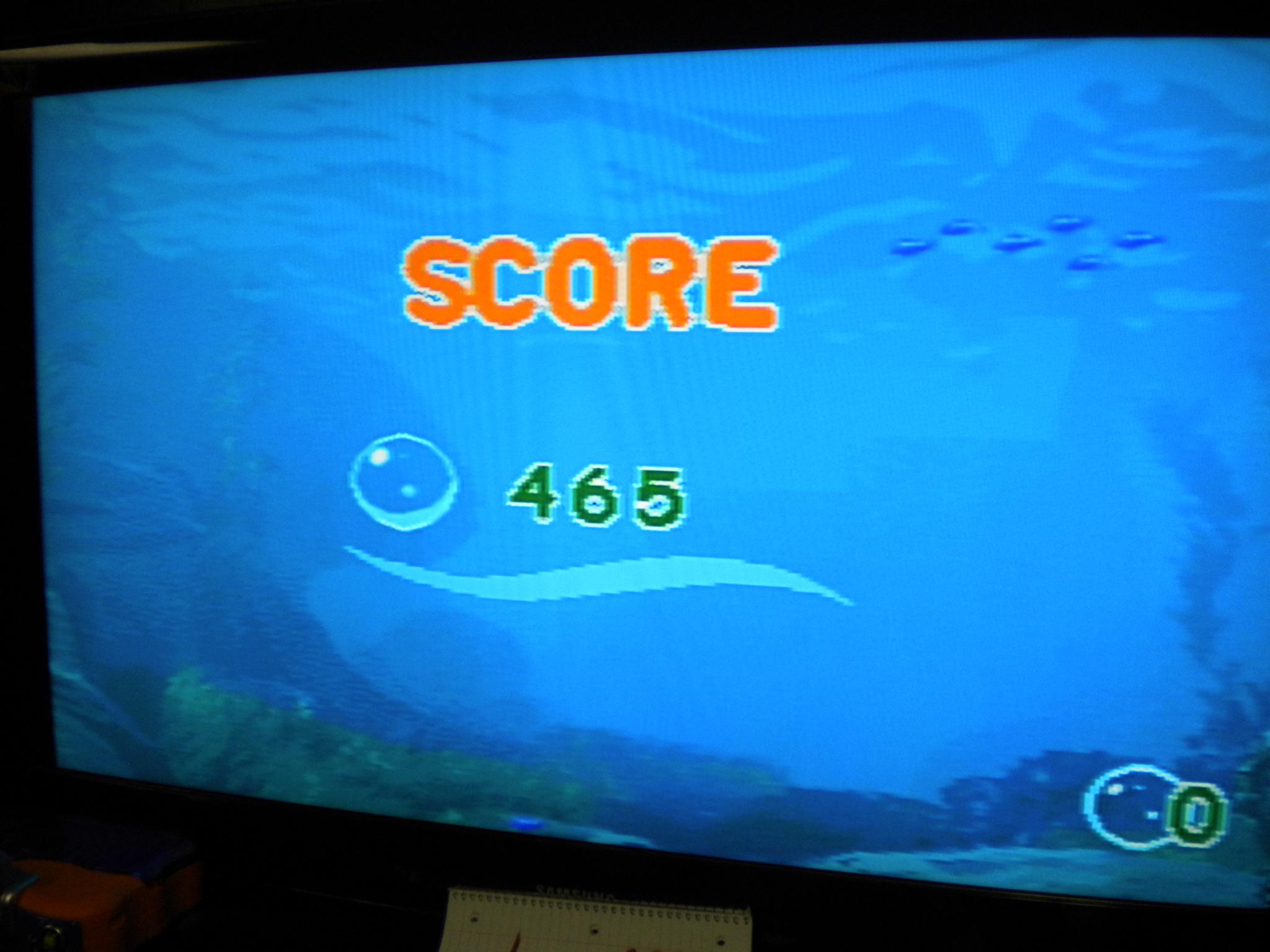 Finding Nemo: Nemo
