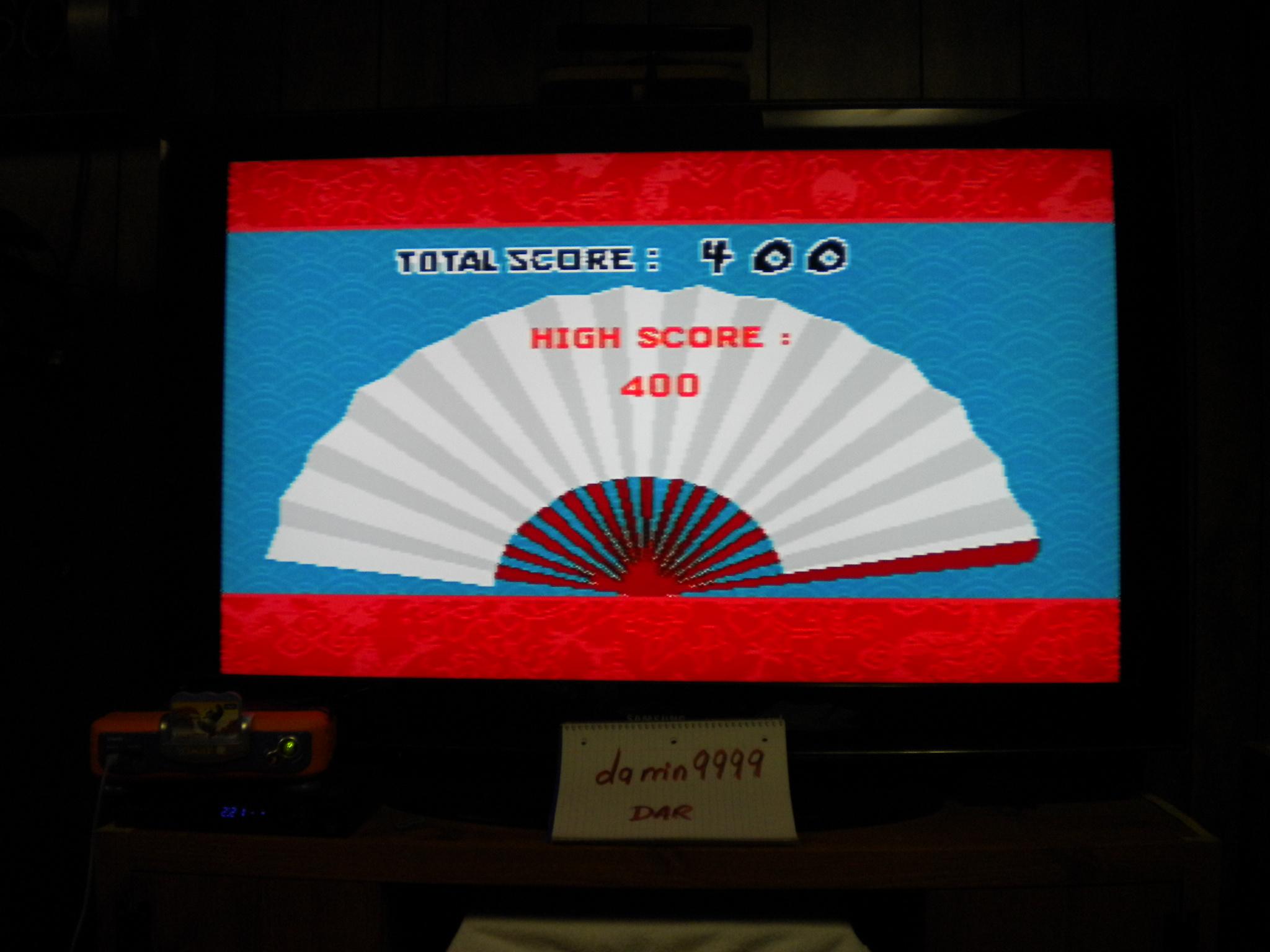 Kung Fu Panda: Path Of The Panda [Easy] 400 points