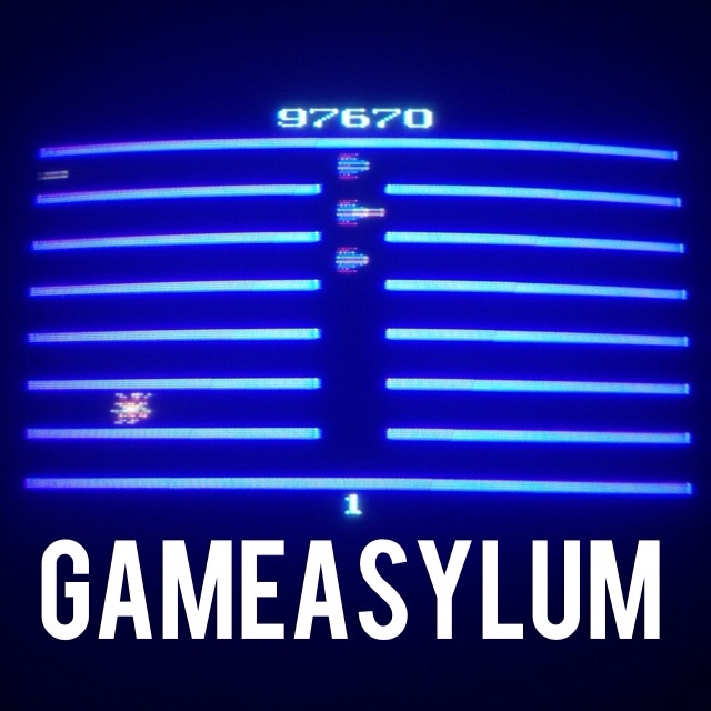 GameAsylum: Turmoil (Atari 2600) 97,670 points on 2014-07-31 02:03:37
