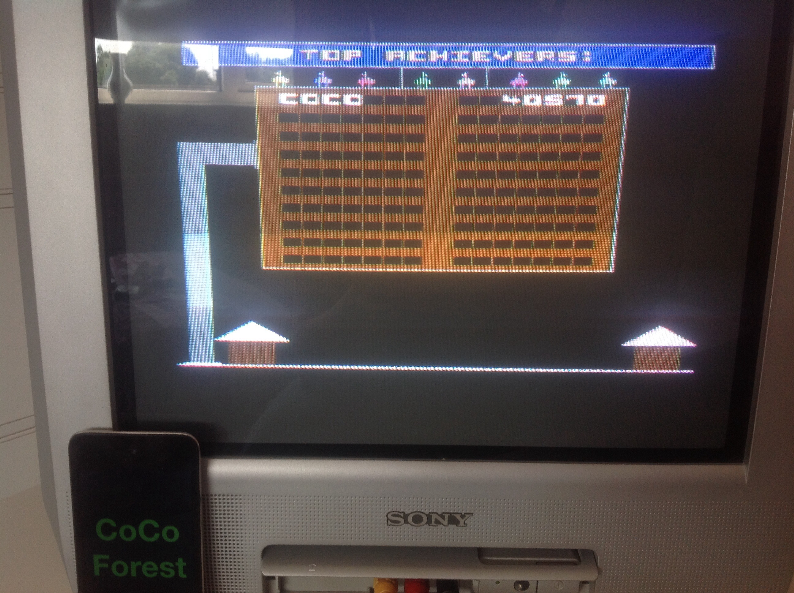 CoCoForest: Bounty Bob Strikes Back! (Commodore 64) 40,570 points on 2014-08-01 06:48:23