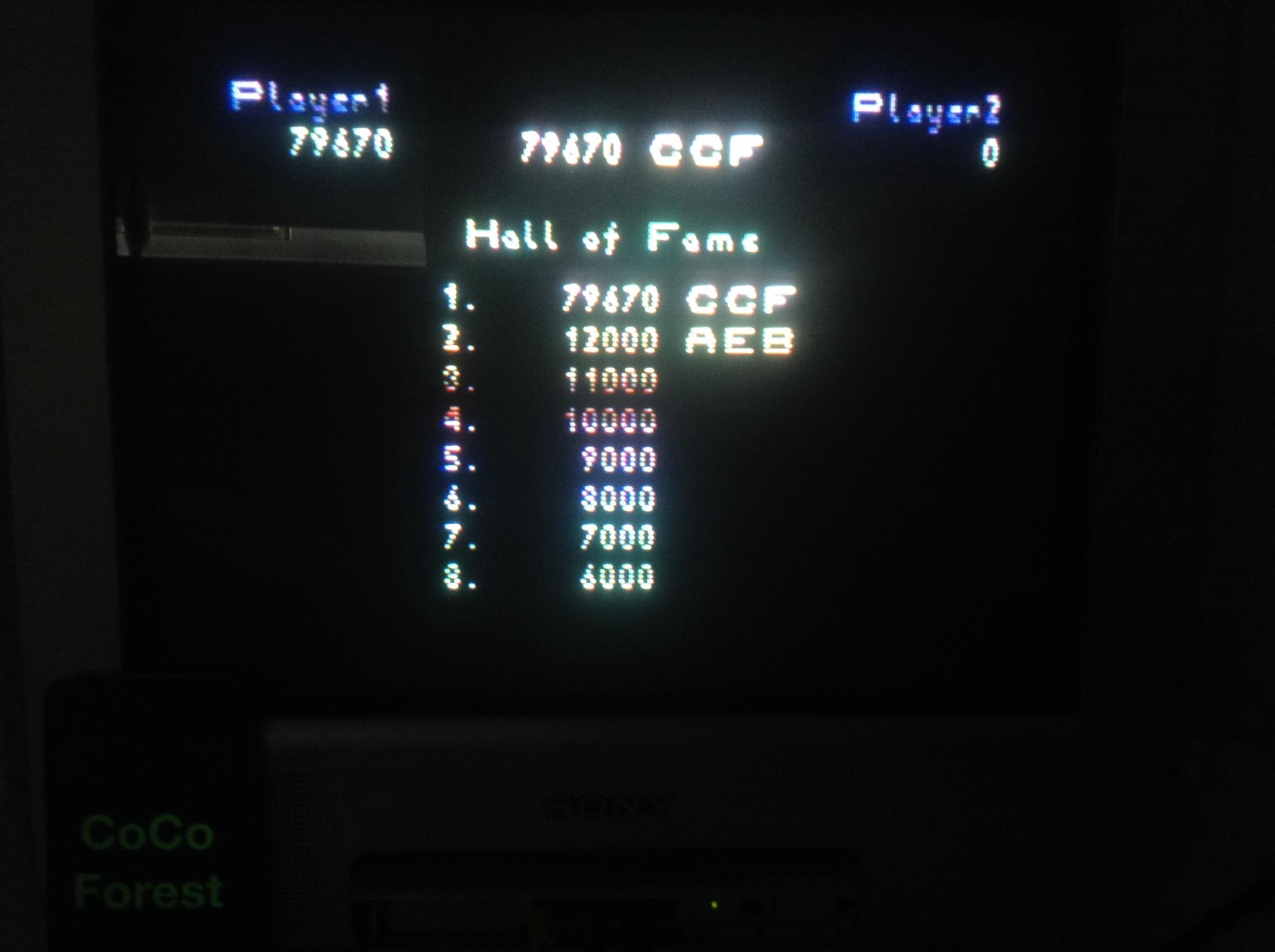 CoCoForest: Uridium (Commodore 64) 79,670 points on 2014-08-02 14:30:41