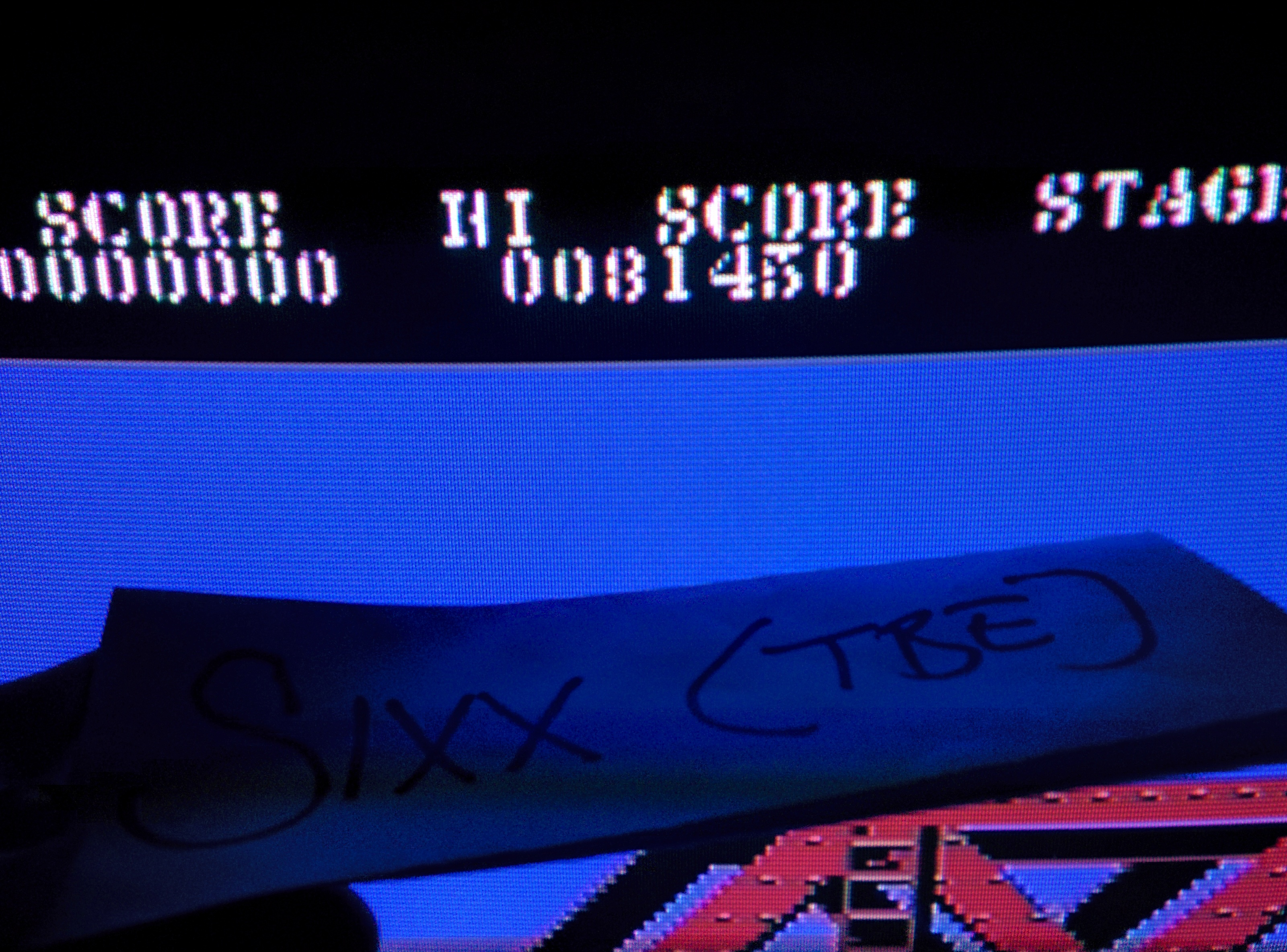 Sixx: Green Beret (Commodore 64) 81,450 points on 2014-08-02 14:51:24
