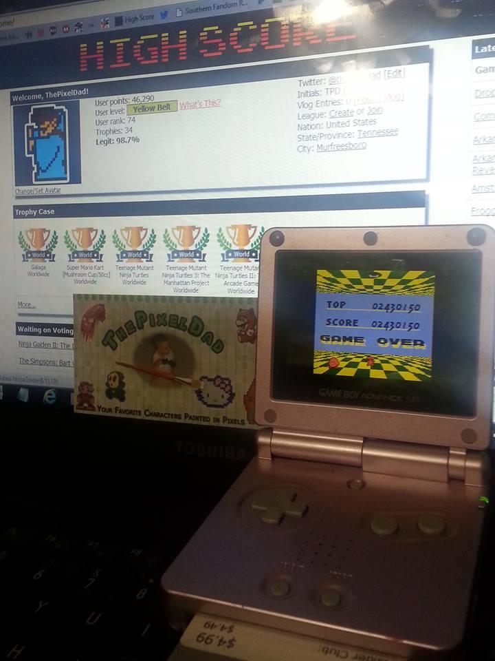 ThePixelDad: Kirby