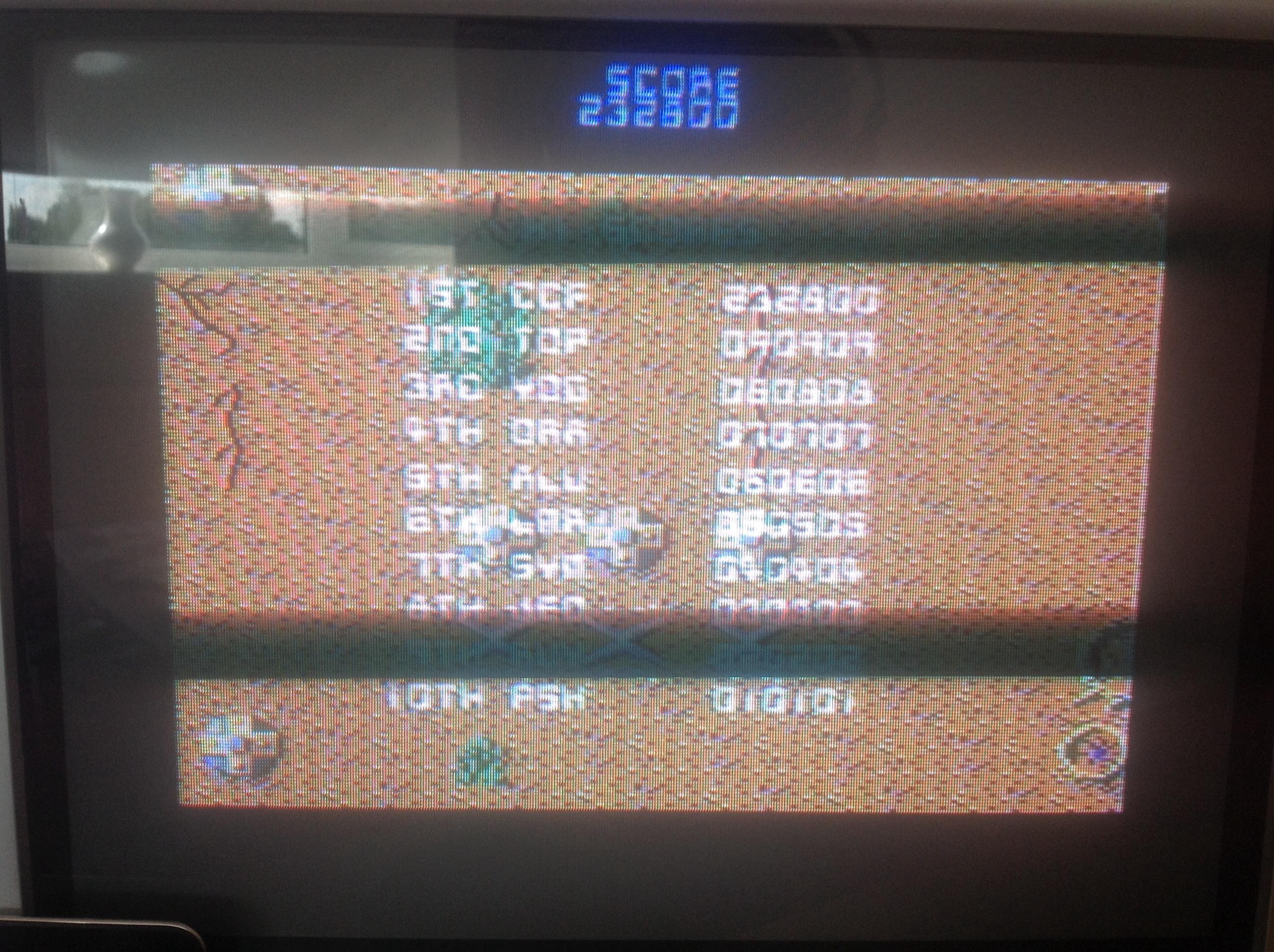 CoCoForest: Terra Cresta (Commodore 64) 232,800 points on 2014-08-04 10:05:43