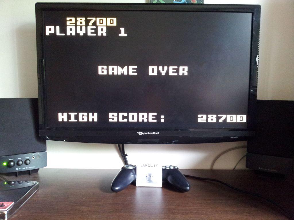 Bump N Jump 28,700 points