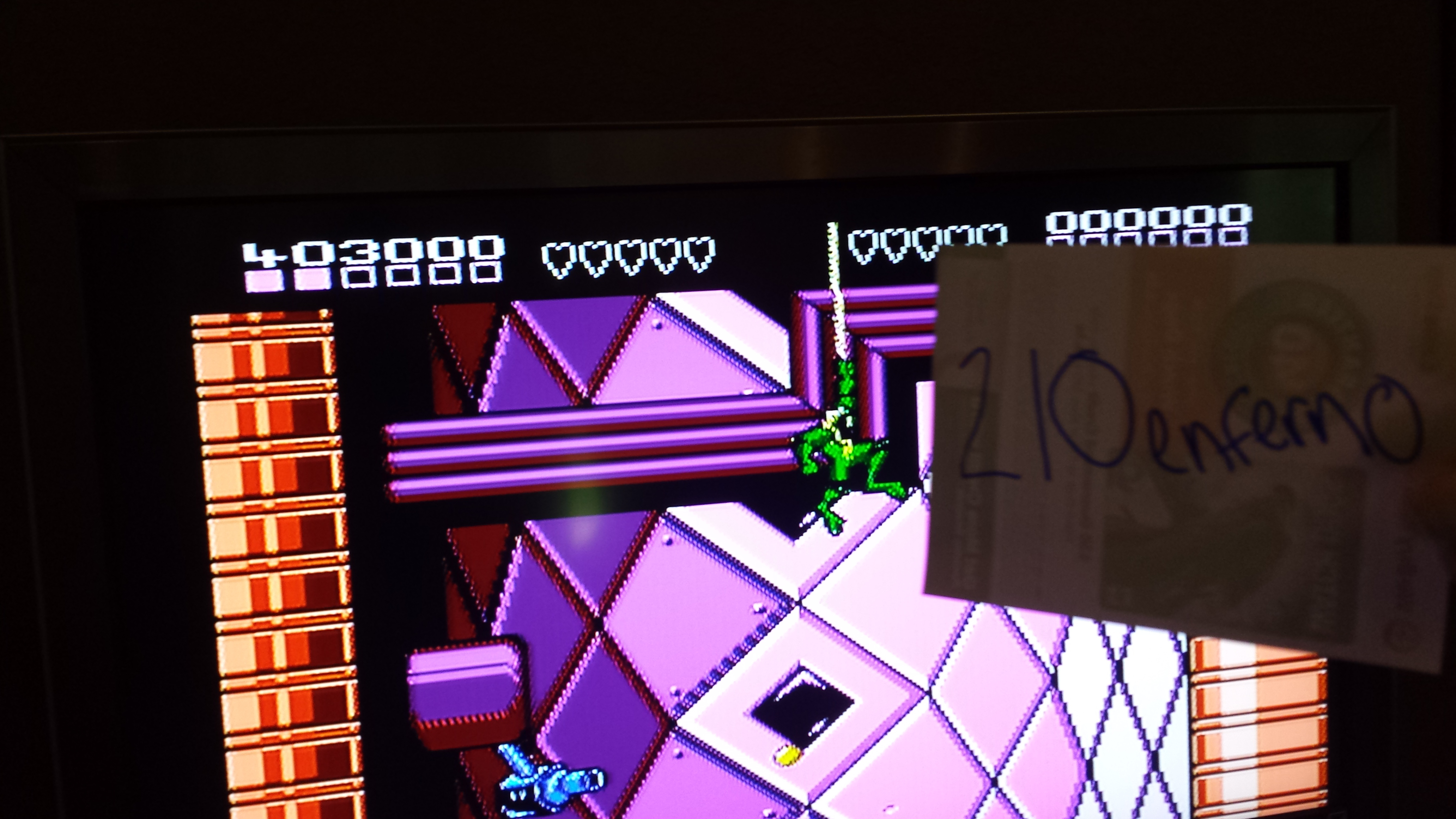 210enferno: Battletoads and Double Dragon: The Ultimate Team (NES/Famicom) 403,000 points on 2014-08-17 16:00:31