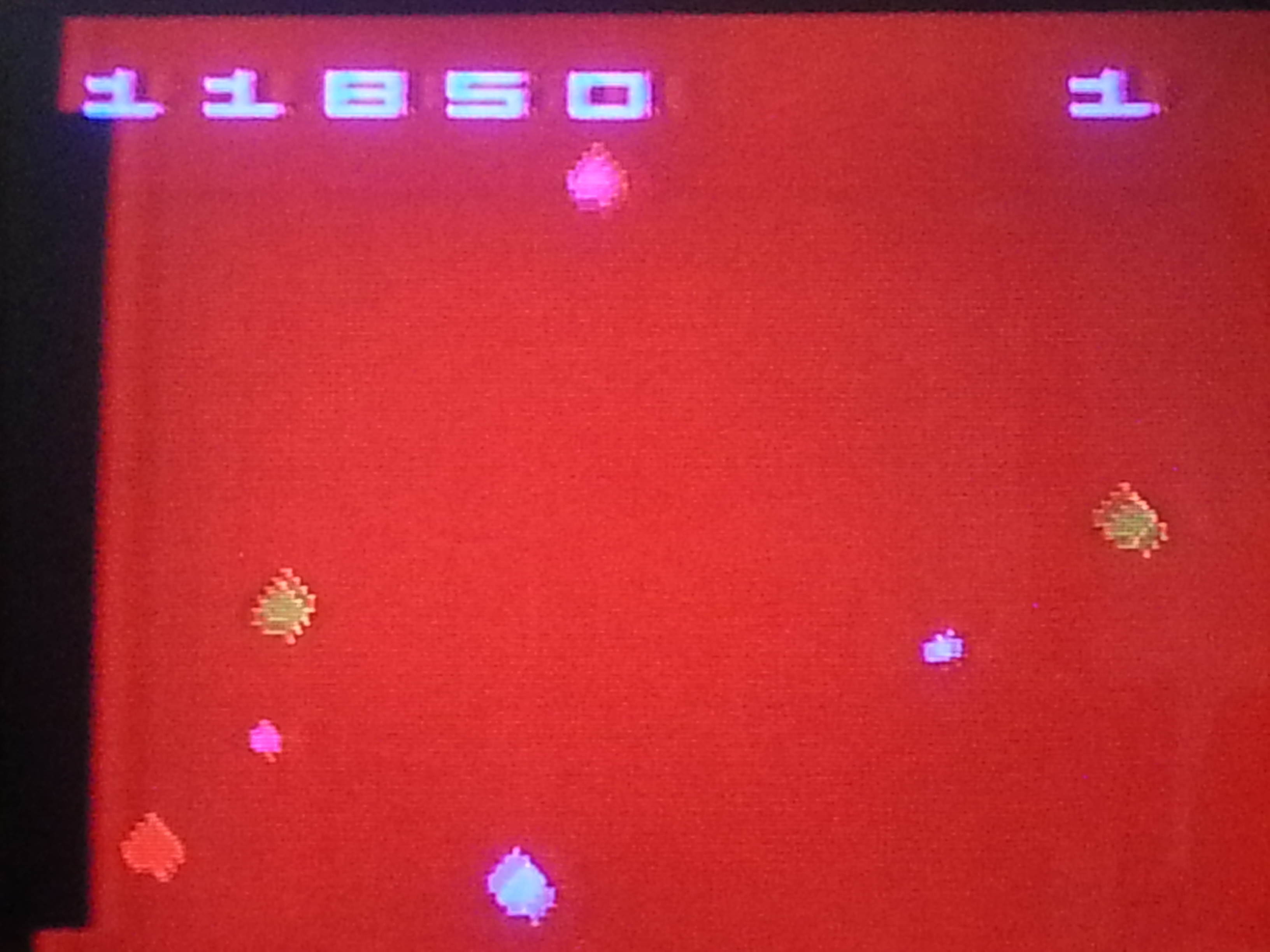 atari asteroids high score - HD 3264×2448