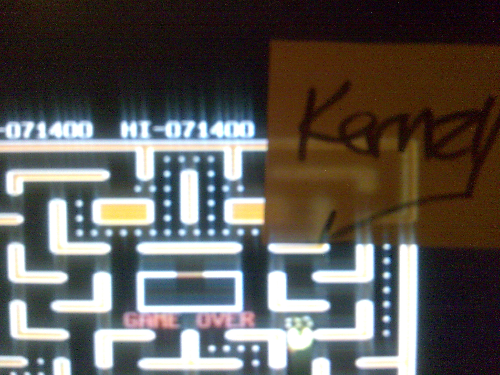 kernzy: Ms. Pac-Man (Commodore 64 Emulated) 71,400 points on 2014-08-21 23:59:02