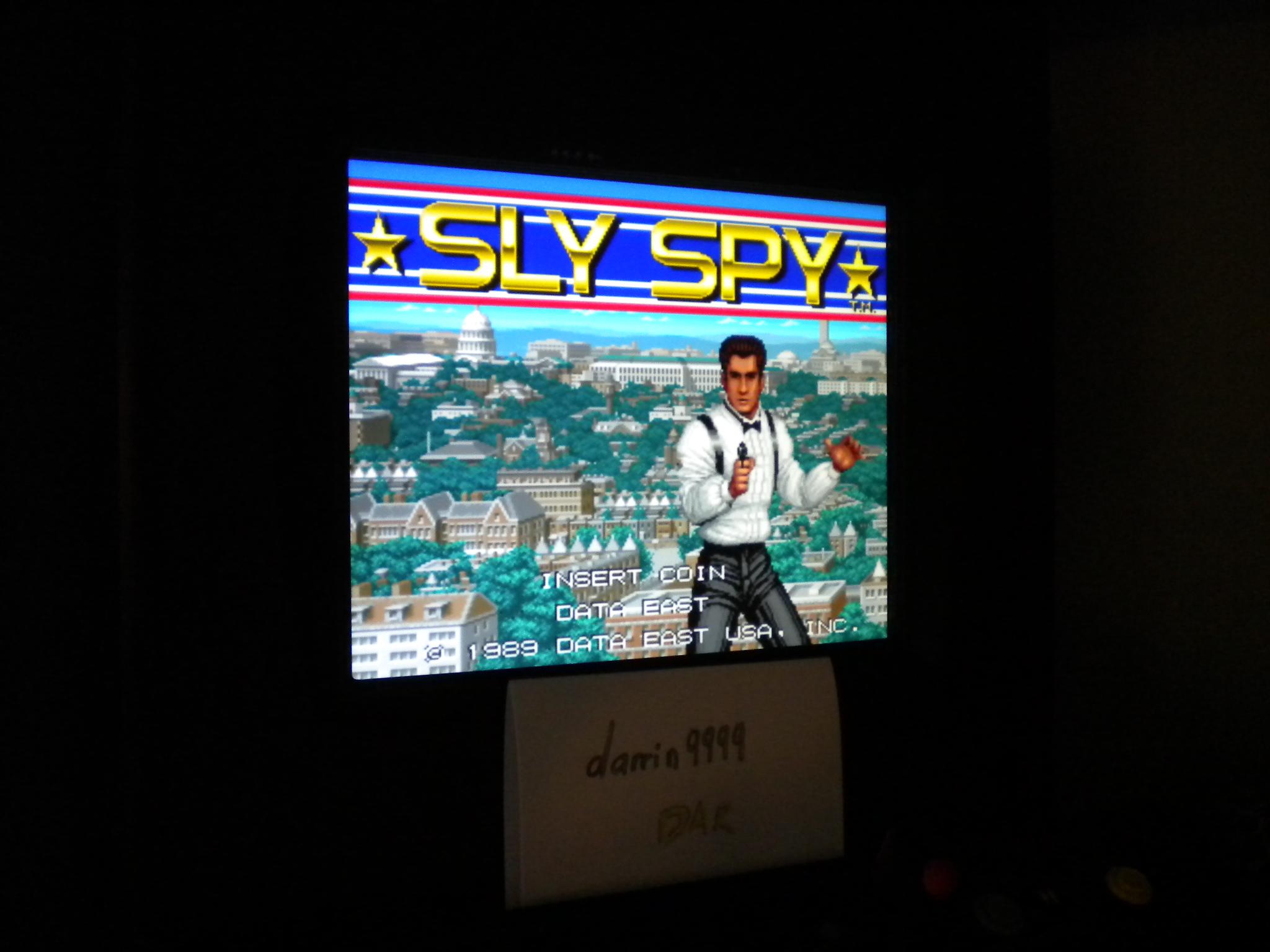 Sly Spy [slyspy] 77,200 points