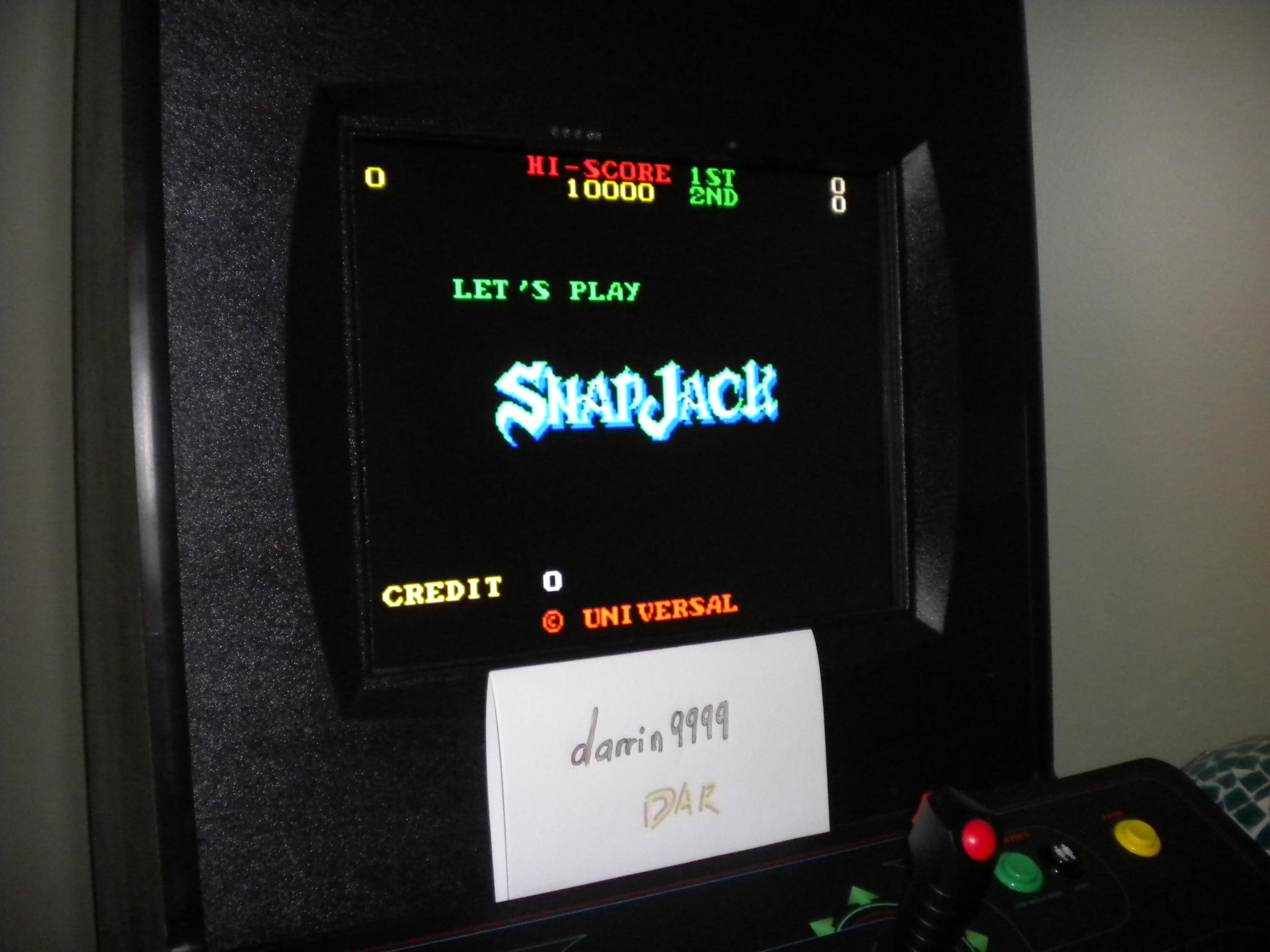 Snap Jack 2,860 points