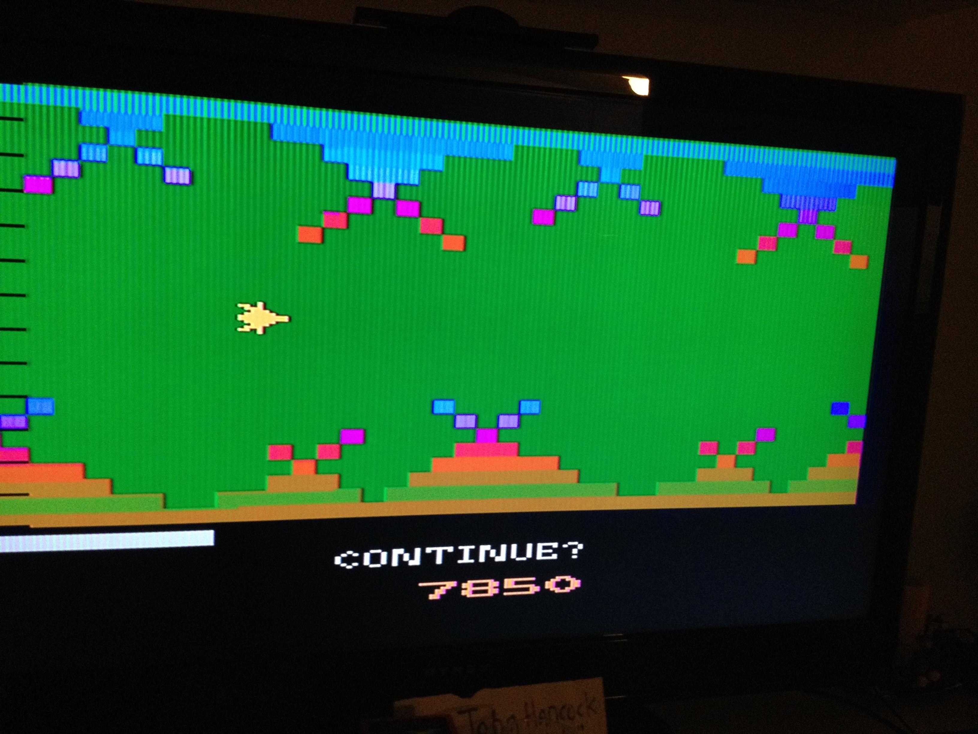 swlovinist: Vanguard (Atari 2600 Expert/A) 7,850 points on 2013-10-02 00:27:51