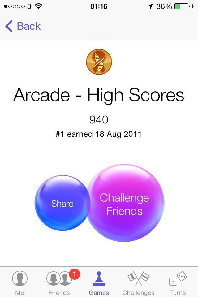AmetDj: Fruit Ninja HD: Arcade Mode (iOS) 940 points on 2014-08-24 19:18:34