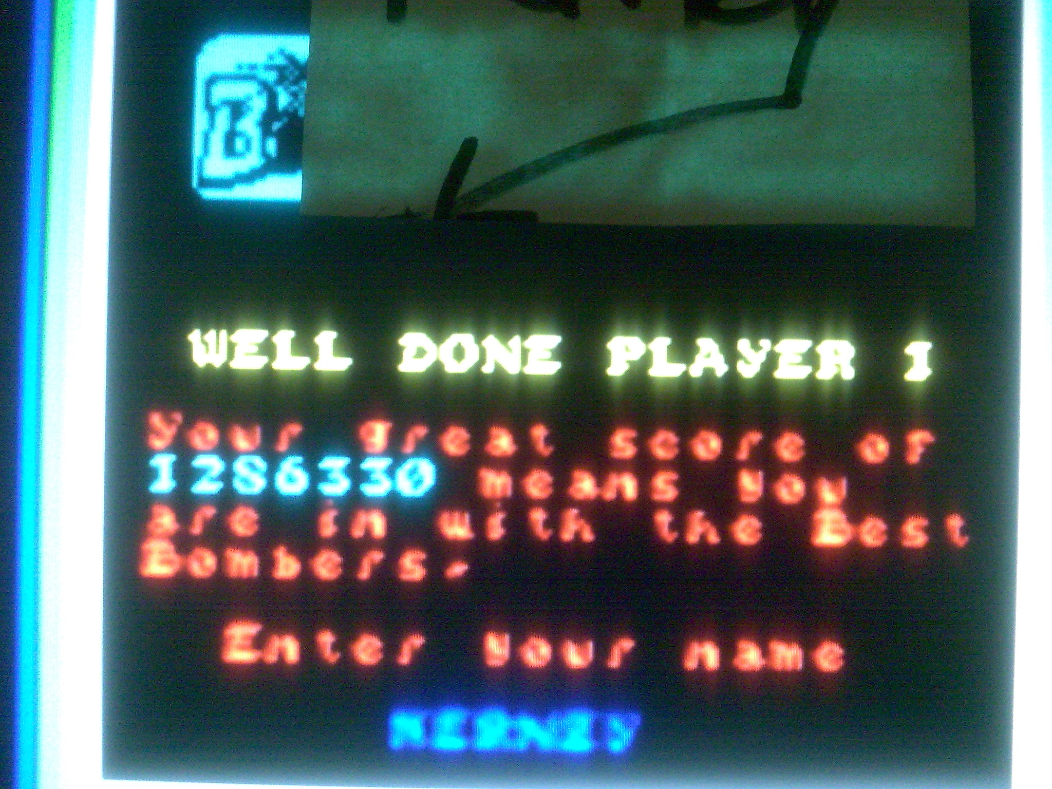 kernzy: Bomb Jack (ZX Spectrum Emulated) 1,286,330 points on 2014-08-25 09:08:34