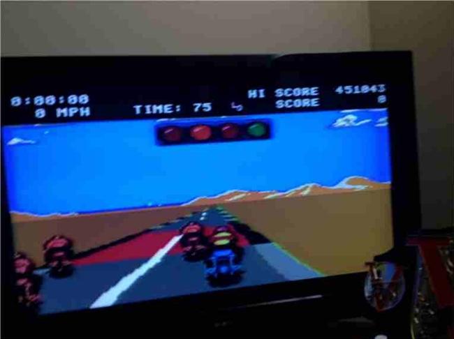 Motor Psycho: Track 3 451,043 points