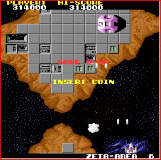 RichyS: Star Force (Arcade Emulated / M.A.M.E.) 314,000 points on 2014-08-26 18:53:09