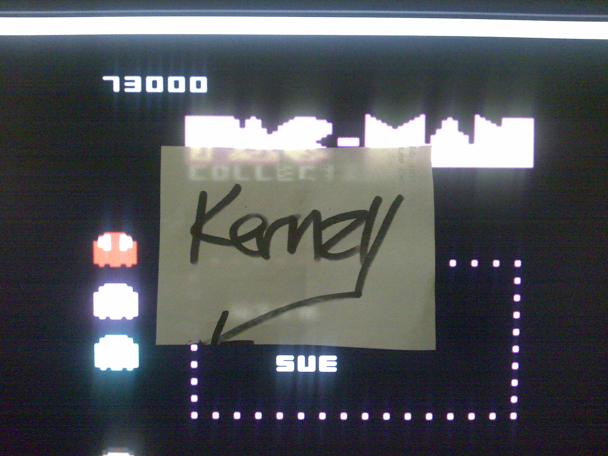 kernzy: Pac-Man Collection: Ms. Pac-Man [Cherries/Plus Off/Fast Off] (Atari 7800 Emulated) 73,000 points on 2014-08-29 05:56:07