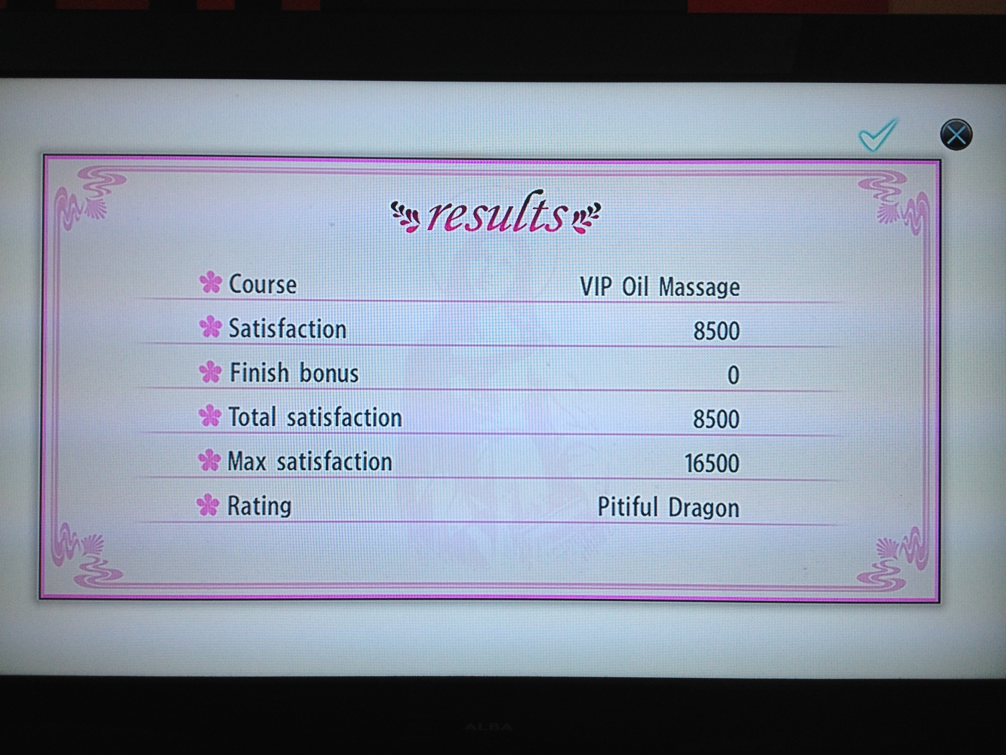 AmetDj: Yakuza 4: Love in Heart: VIP Oil Massage (Playstation 3) 16,500 points on 2014-08-30 06:03:08