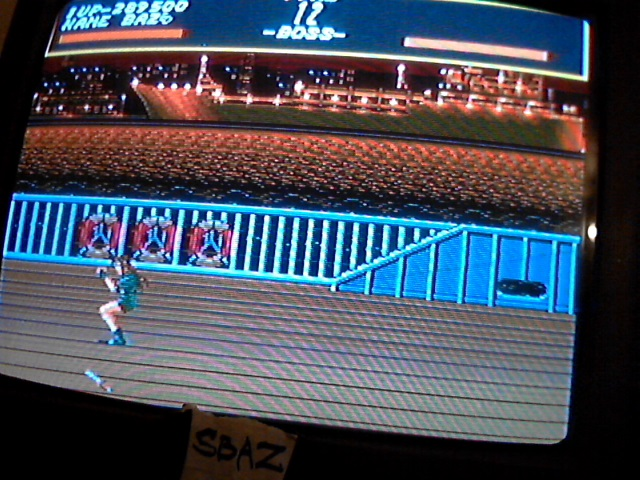 Streets of Rage 289,500 points