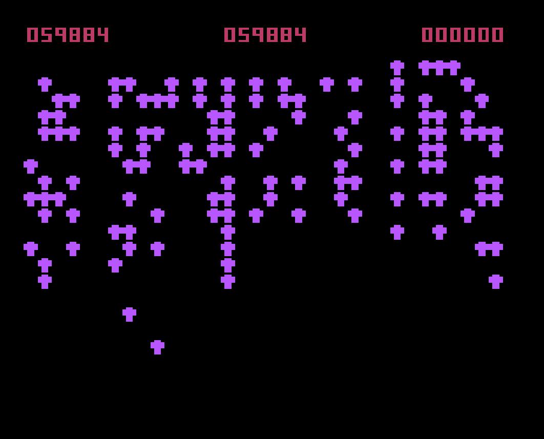 Liduario: Centipede (Atari 400/800/XL/XE Emulated) 59,884 points on 2014-08-31 21:22:07