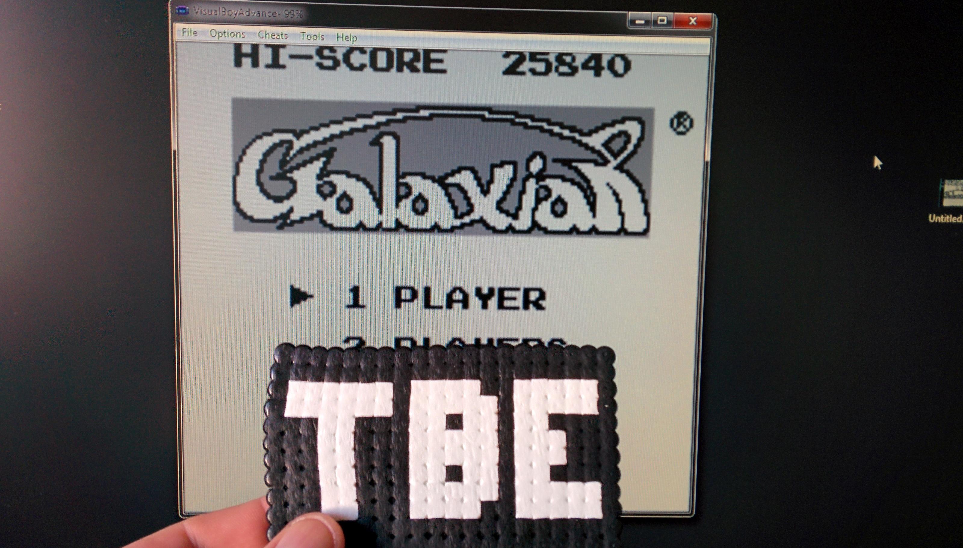 Sixx: Galaxian (Game Boy Emulated) 25,840 points on 2014-09-03 03:46:59