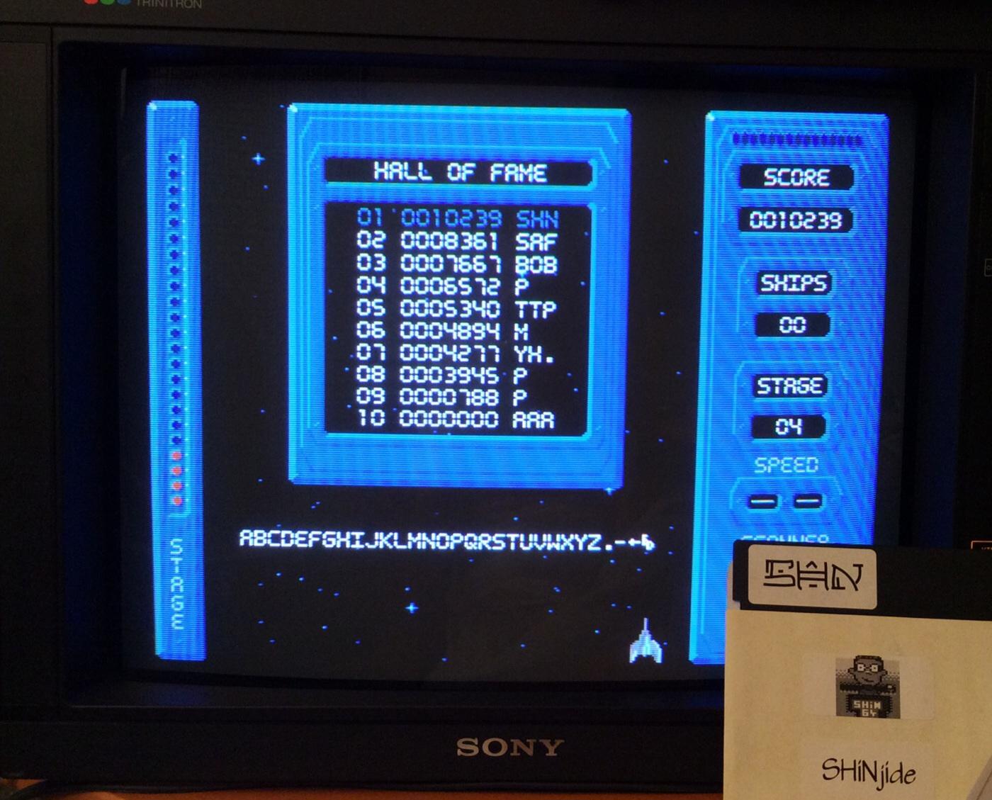 SHiNjide: Phalanx (Amiga) 10,239 points on 2014-09-05 11:14:52