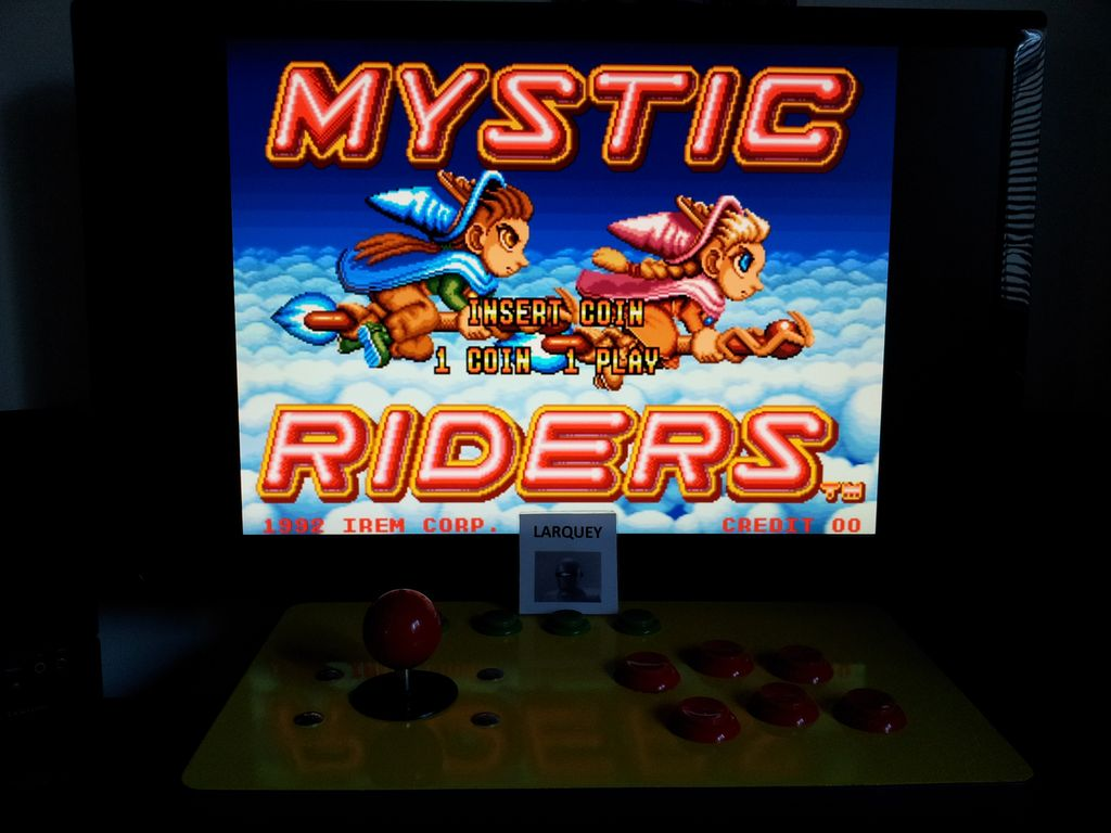 Mystic Riders [mysticri] 65,400 points