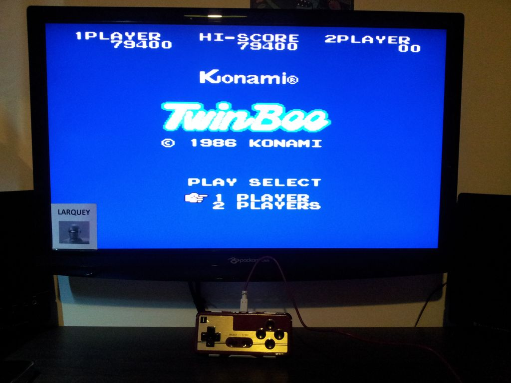 TwinBee 79,400 points