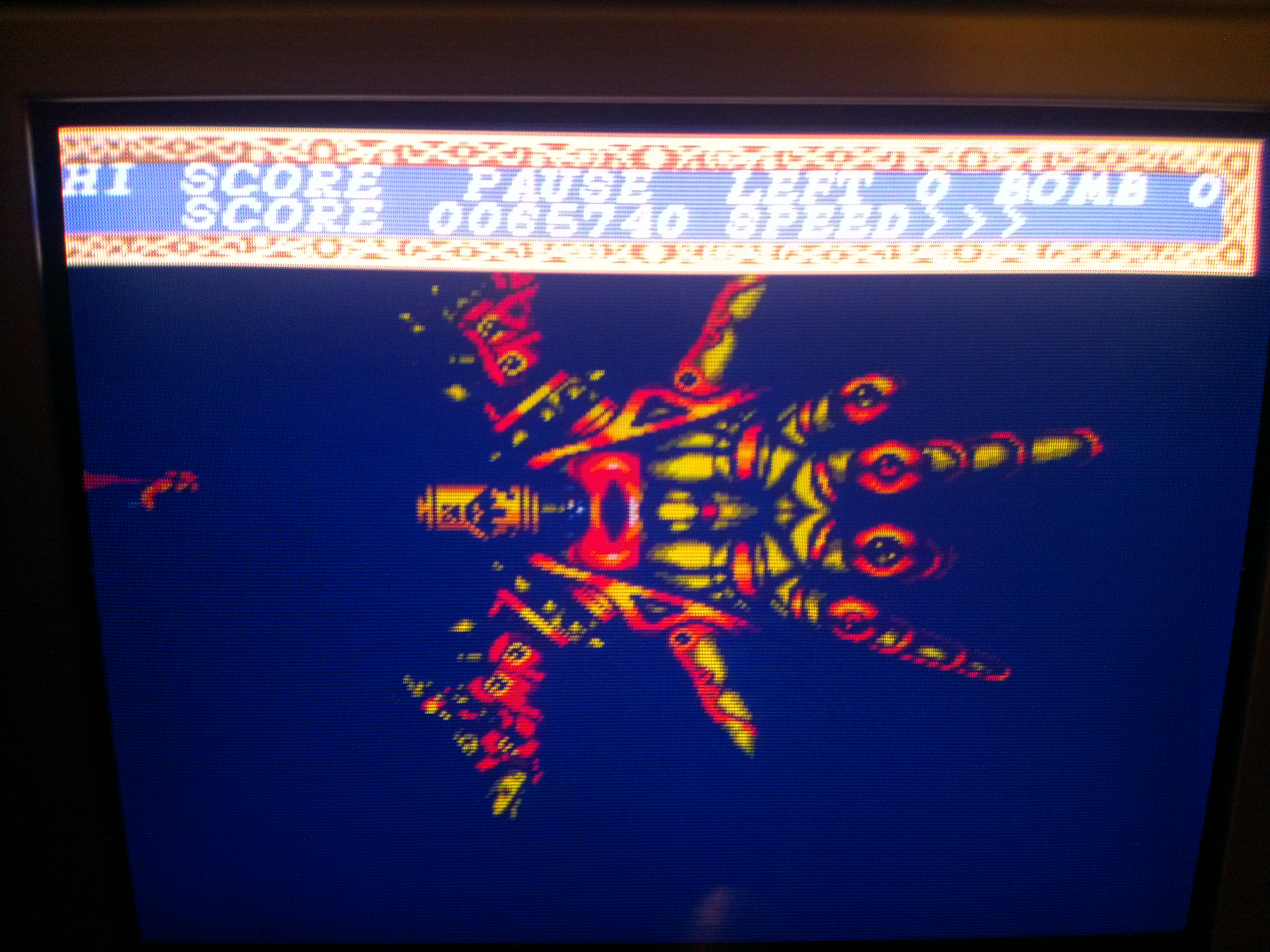 woolfman: Cho Aniki [Normal] (TurboGrafx-16/PC Engine) 65,740 points on 2014-09-06 09:13:54