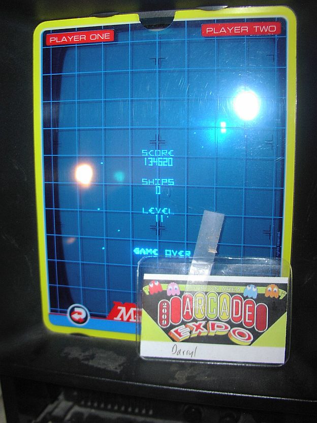 DarrylB: Wormhole (Vectrex) 134,620 points on 2014-09-06 17:59:03