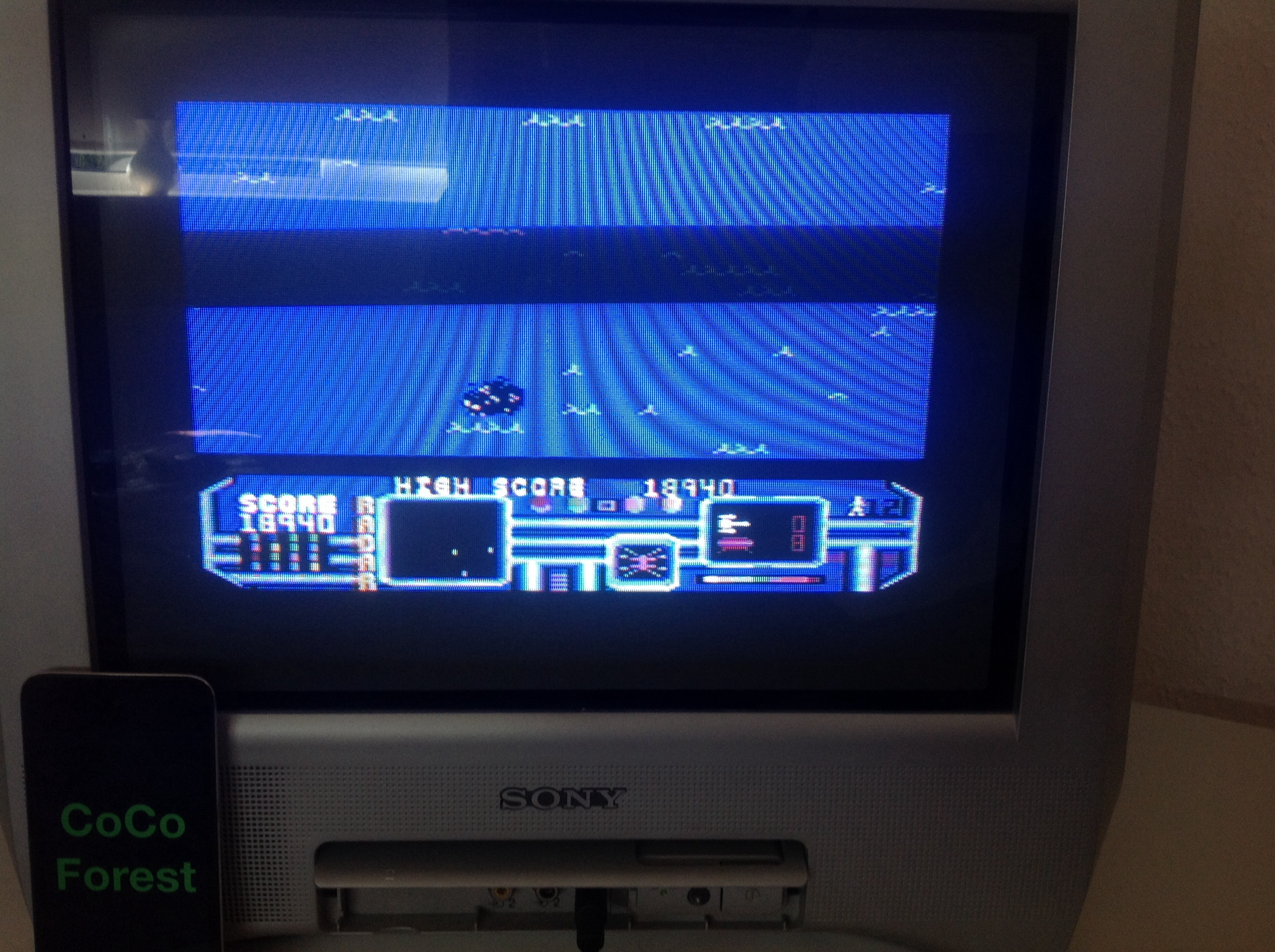 CoCoForest: Panther (Commodore 64) 18,940 points on 2014-09-07 10:49:50